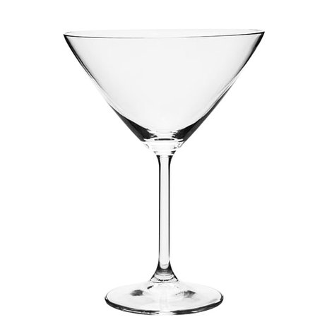 TACA CRISTAL MARTINI 280ML 4S032/280 RICAELLE PC