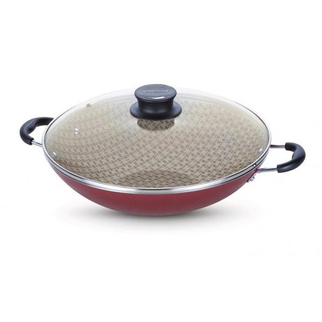 PANELA WOK ALUMINIO VM 4,5L 20545/732 PARIS PC