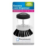 ESCOVA C DISPENSER 602 + PARAMOUNT PC